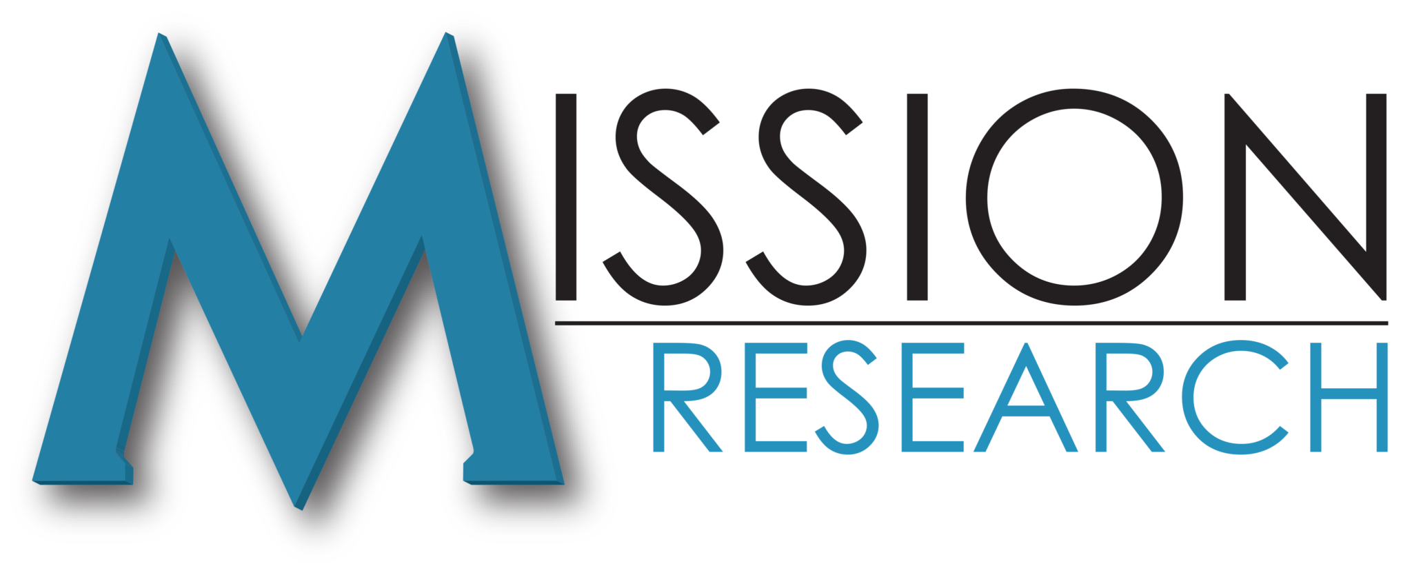 Mission Research logo